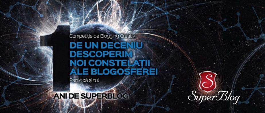 Ultimele pregatiri pentru marele Superblog2018