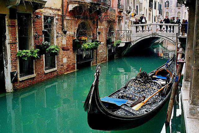 City break in Venetia